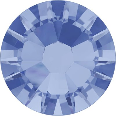 Swarovski non-hotfix steentjes kleur Light Sapphire (211) SS5