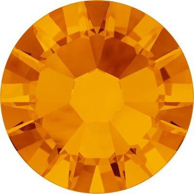 Swarovski non-hotfix steentjes kleur Tangerine (259) SS5