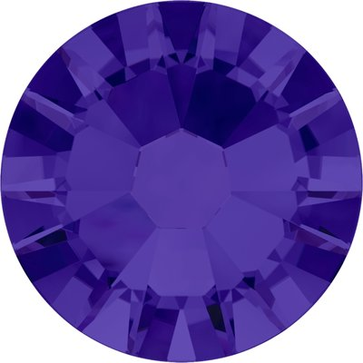 Swarovski non-hotfix steentjes kleur Purple Velvet (277) SS5