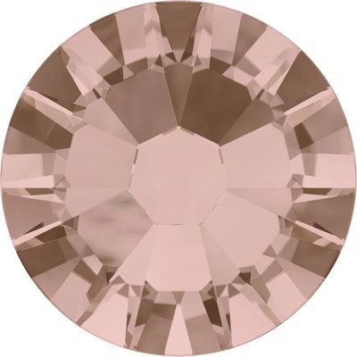 Swarovski non-hotfix steentjes kleur Vintage Rose (319) SS5