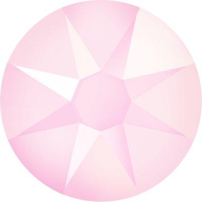 Swarovski non-hotfix steentjes kleur Crystal Powder Rose (001L103) SS12