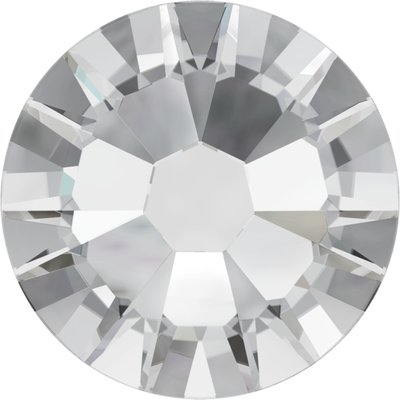 Swarovski non-hotfix steentjes kleur Crystal (001) SS12