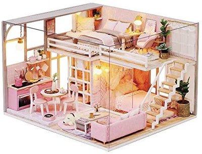 Mini Dollhouse - Appartement - Girlish Dream