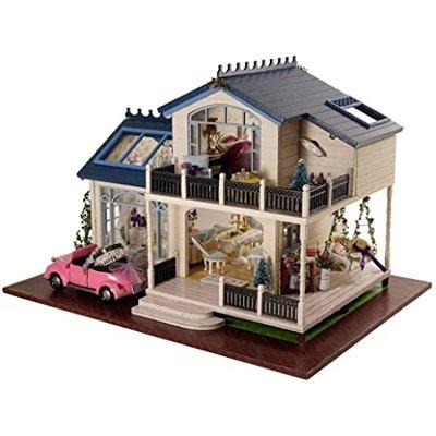 Mini Dollhouse - Villa - Provence Lavender