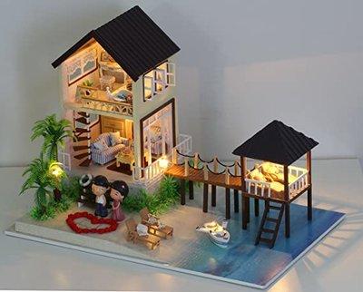 Mini Dollhouse - Villa - Maldives Island