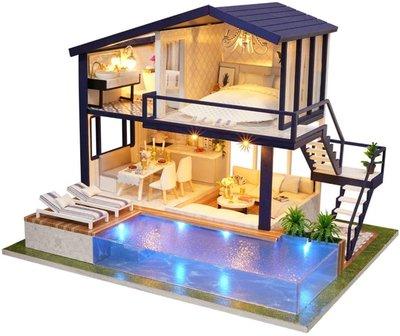 Mini Dollhouse - Villa - Time Apartment