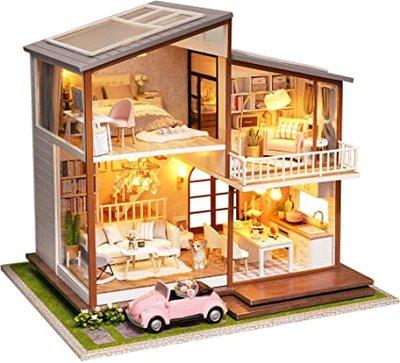 Mini Dollhouse - Villa - Slow Time