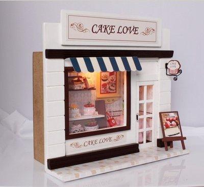 Mini Dollhouse - Shop - Cake Love