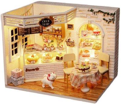 Mini Dollhouse - Shop - Cake Diary