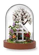 Mini Dollhouse - Mini Stolpje - Morris Garden