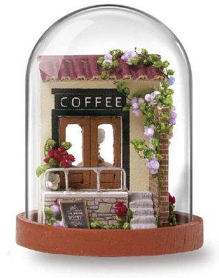 Mini Dollhouse - Mini Stolpje - Time Café