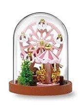 Mini Dollhouse - Mini Stolpje - Fairytale Amusement Park