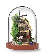 Mini Dollhouse - Mini Stolpje - Energetic Forest