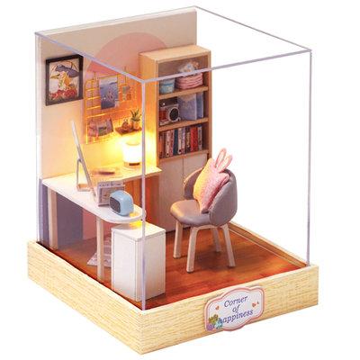 Mini Dollhouse - Roombox- World of Creativity