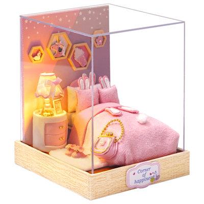 Mini Dollhouse - Roombox- Crushing Moment