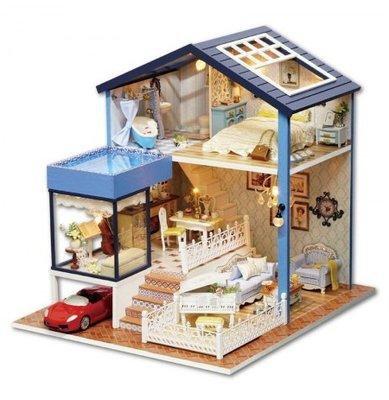 Mini Dollhouse - Villa - Seatle