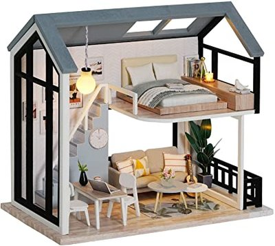 Mini Dollhouse - Appartement - Meet Happiness