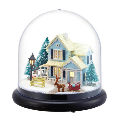 Mini Dollhouse - Together Around Globe - Nordic Fairy Tale