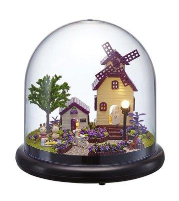 Mini Dollhouse - Together Around Globe - Provence