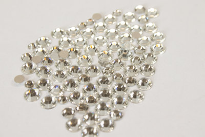 Crystal SS 4 Superior Glamour kwaliteit non-hotfix plakstenen