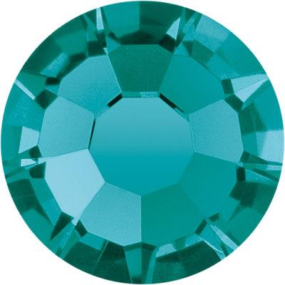 Preciosa Rivets silver - Blue Zircon 60230 (SS18)