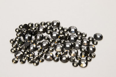 Black Diamond SS 10 Premium DMC kwaliteit Hotfix steentjes