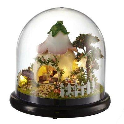 Mini Dollhouse - Together Around Globe - Green Garden
