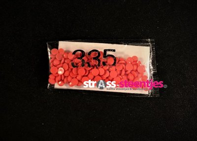 Diamond Painting - Losse ronde steentjes kleurcode 335