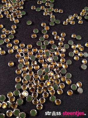 Hotfix Trim SS 16 Kleur Zilver-Goud