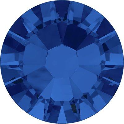 Swarovski hotfix steentjes kleur Capri Blue (243) SS16