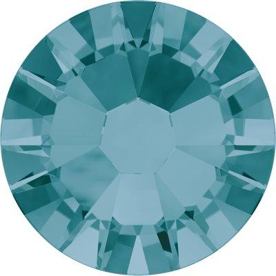 Swarovski non-hotfix steentjes kleur Blue Zircon (229) SS12