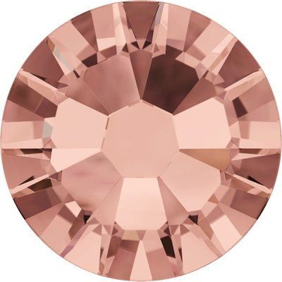 Swarovski hotfix steentjes kleur Blush Rose (257) SS20