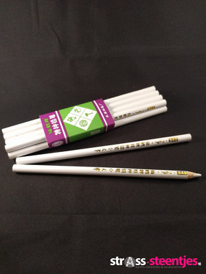 Witte hotfix picker pen