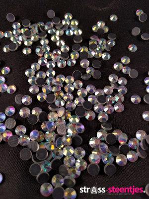 Crystal AB SS 20 Premium DMC kwaliteit Hotfix steentjes