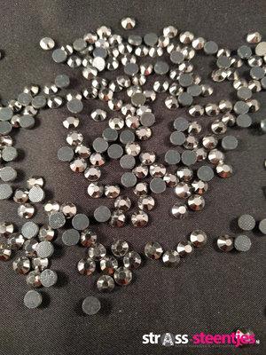 Hematite SS 20 Premium DMC kwaliteit Hotfix steentjes