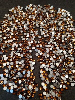 Brown SS 10 Excellent Austrian kwaliteit non-hotfix plakstenen