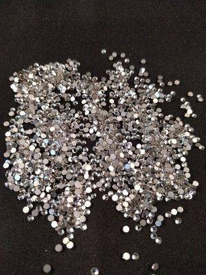 Crystal SS 6 Superior Glamour kwaliteit non-hotfix plakstenen