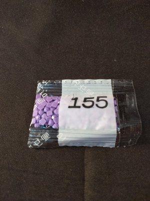 Diamond Painting - Losse steentjes kleurcode 155