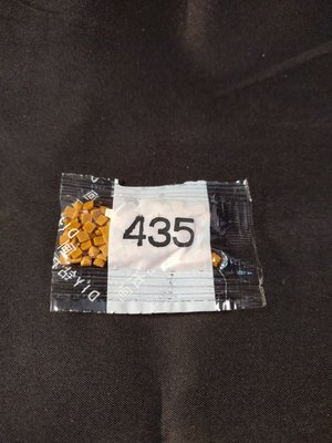Diamond Painting - Losse vierkante steentjes kleurcode 435