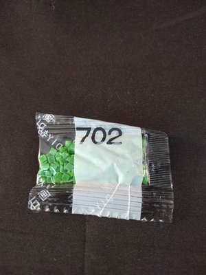 Diamond Painting - Losse vierkante steentjes kleurcode 702
