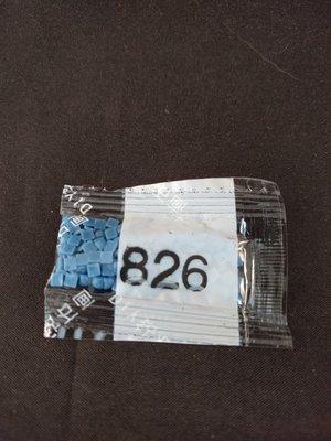 Diamond Painting - Losse steentjes kleurcode 826