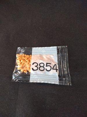 Diamond Painting - Losse vierkante steentjes kleurcode 3854