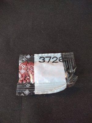 Diamond Painting - Losse vierkante steentjes kleurcode 3726