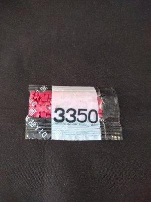 Diamond Painting - Losse steentjes kleurcode 3350