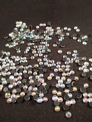 4000 Hotfix steentjes DMC kwaliteit SS 16 Kleur Crystal AB ACTIE OP=OP