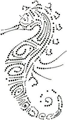 Hotfix Patroon Zeepaardje Tribal