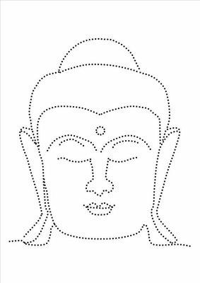 Hotfix Patroon - Boeddha hoofd