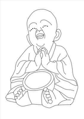 Hotfix Patroon - Lachende Boeddha