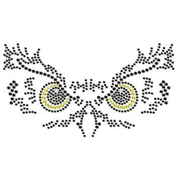Hotfix Patroon - Uilengezicht