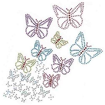 Hotfix Patroon - Opstijgende Vlinders